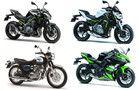 Kawasaki To Launch 4 New Bikes Next Month