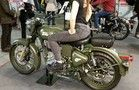 Euro-4 Royal Enfield Bikes With ABS Unveiled