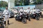 Kolkata Police Buys Five Harley-Davidson Street 750 Bikes