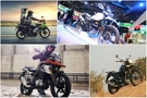 BMW G 310 GS vs Kawasaki Versys-X 300 vs Royal Enfield Himalayan vs Hero Xpulse 200: Spec Comparison