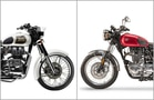 Royal Enfield Classic 350 vs Benelli Imperiale 400 - Specifications Comparison