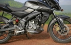 Bajaj Pulsar NS160 Launched With Rear Disc Brake