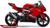TVS Apache RR 310 Introduced In Nepal, Will Be Exported From India