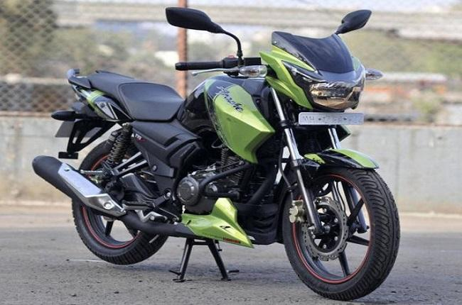 TVS Apache RTR 160 HyperEdge Test