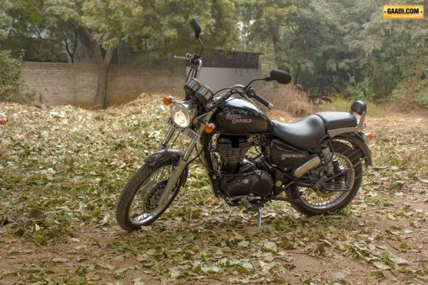 Royal Enfield Thunderbird 500 review, road test, specifications and price