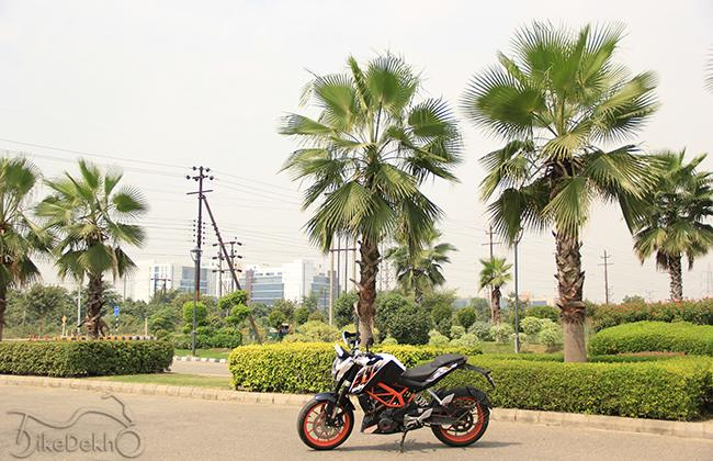 KTM Duke 390 Review: A True Blue Affordable Performance Bike