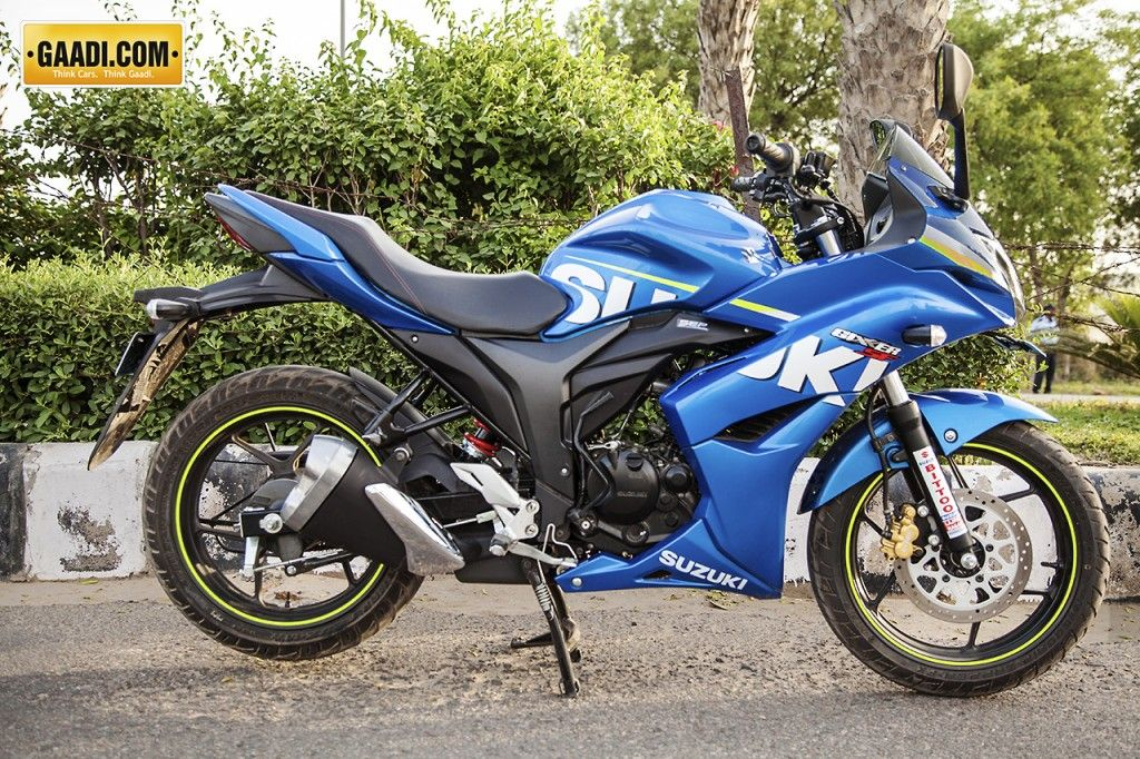Suzuki Gixxer SF : Full Road Test Review