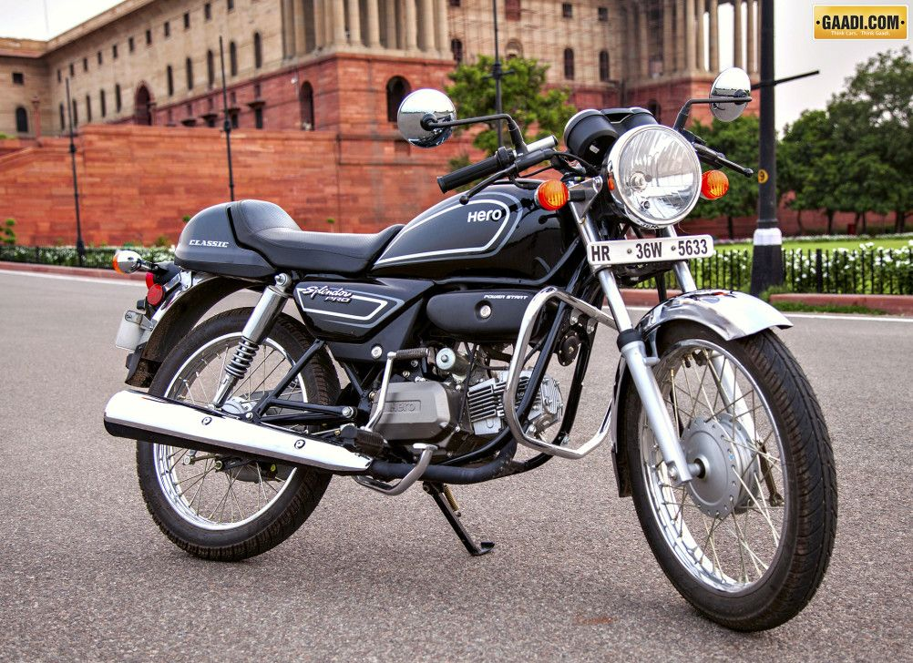 Hero Splendor Pro Classic: Ride Review