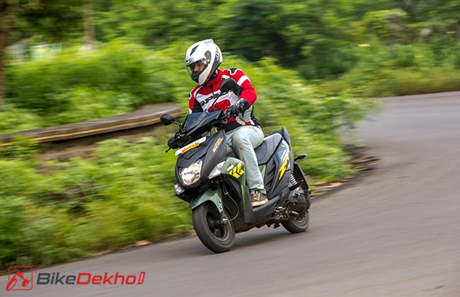 Yamaha Ray-ZR: Review