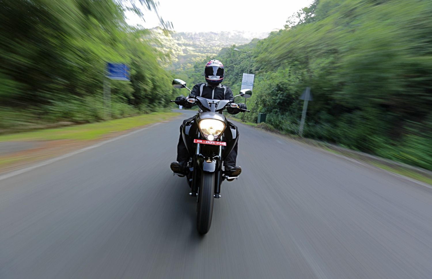 Suzuki Intruder 150: First Ride Review