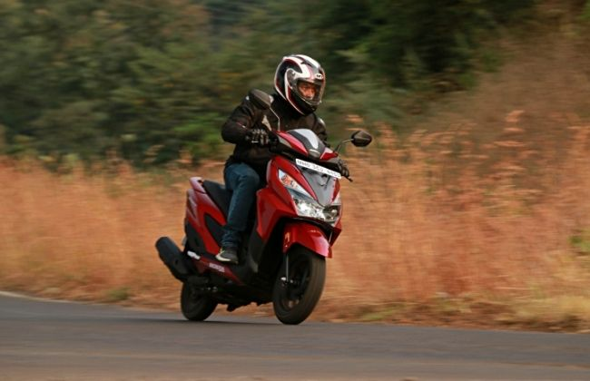 Honda Grazia: Road Test Review