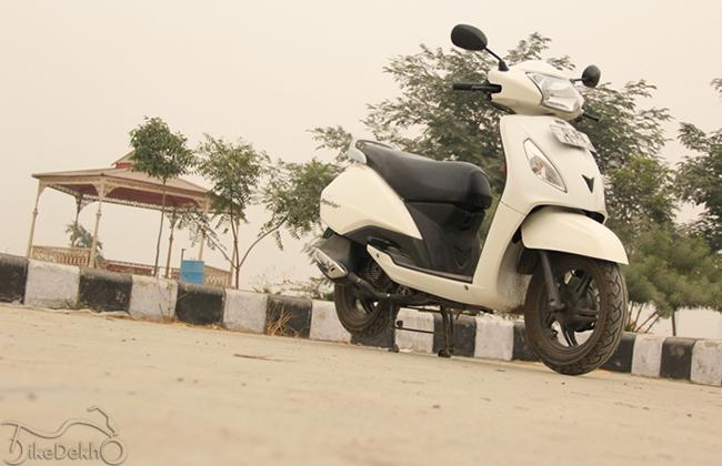 TVS Jupiter Road Test Review: A Worthy Competitor for Honda Activa