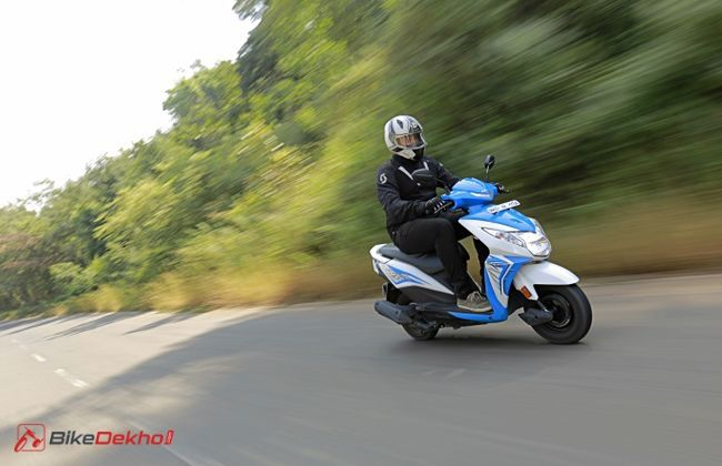 Honda Dio: Road Test Review
