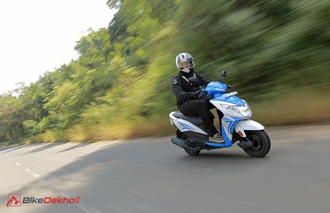 Honda Dio: Road Test Review