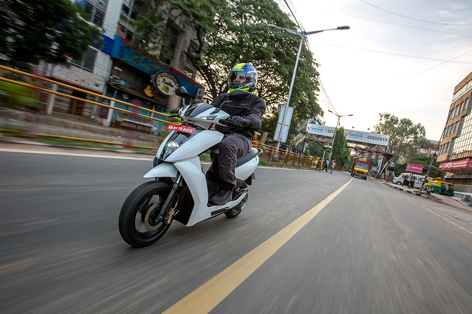 Ather 450 Electric Scooter: First Ride Review