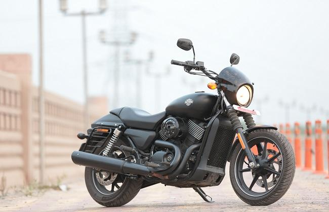 2014 Harley-Davidson Street 750: From highways to streets