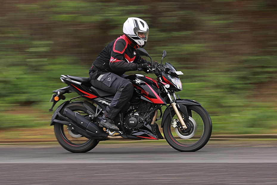 TVS Apache RTR 200 Race Edition 2.0: Road Test Review