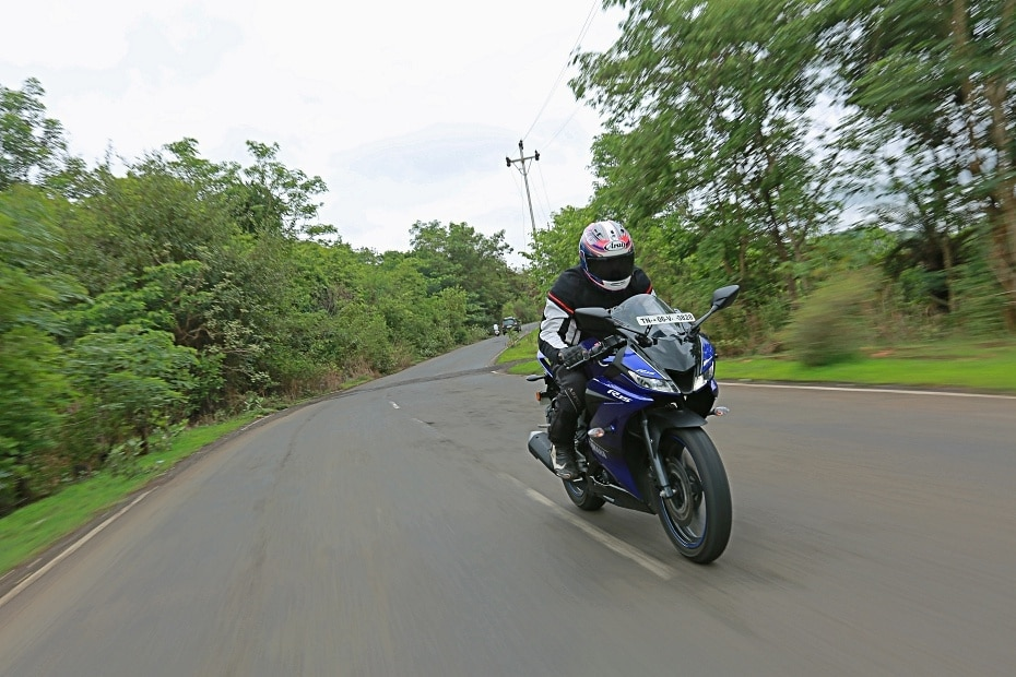 2018 Yamaha YZF-R15 V3.0 Road Test Review