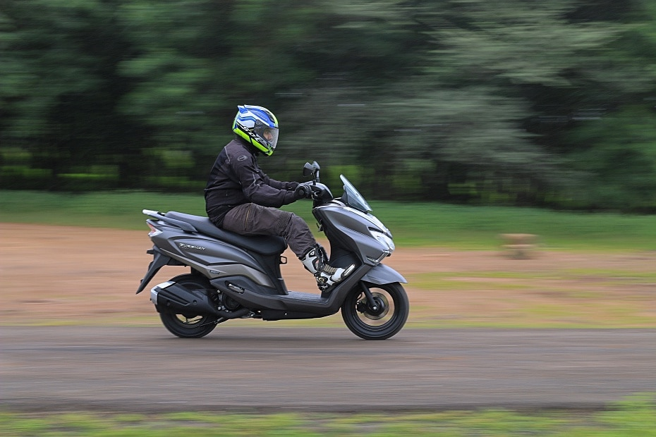 Suzuki Burgman Street: Road Test Review