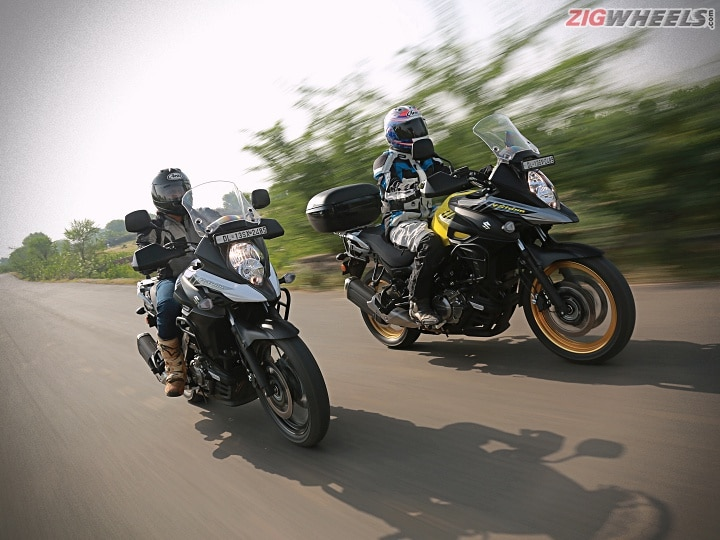Suzuki V-Strom 650 XT: First Ride Review