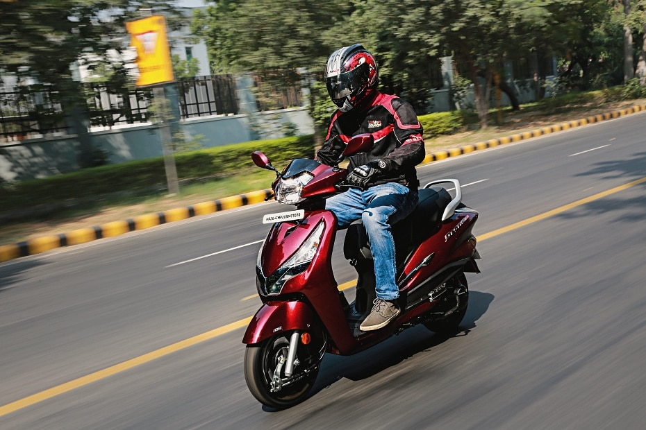 Hero Destini 125: First Ride Review