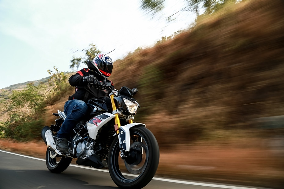 BMW G 310 R: Road Test Review