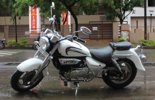 DSK Hyosung Aquila GV 250 review