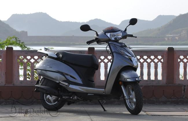 Honda Activa 125 Review: It's all about expressing yourself