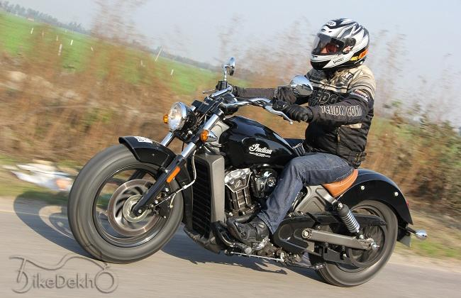2015 Indian Scout: Expert Review