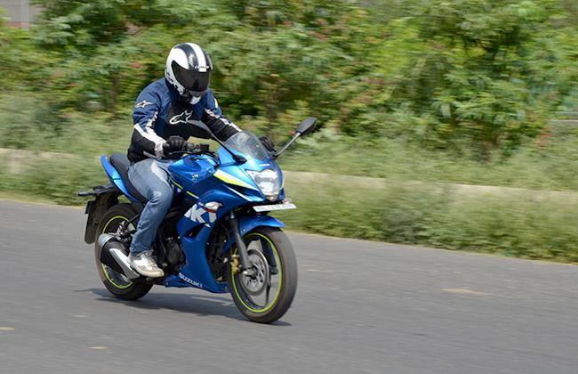 Suzuki Gixxer SF : Expert Review