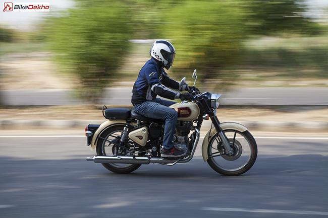 Royal Enfield Classic 500 : Expert Review