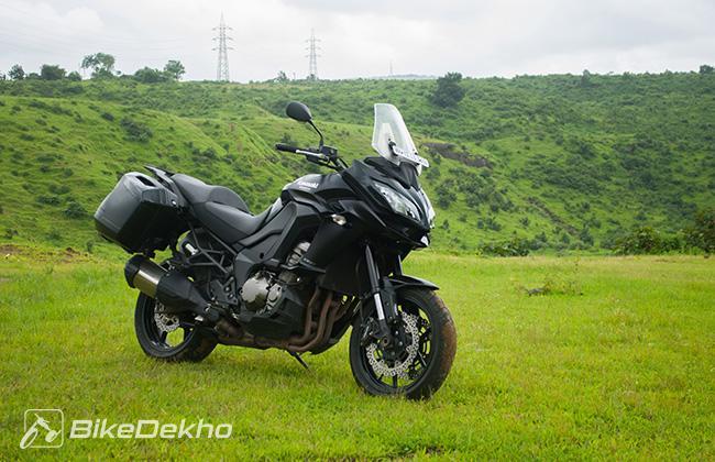 Kawasaki Versys 1000 First Ride