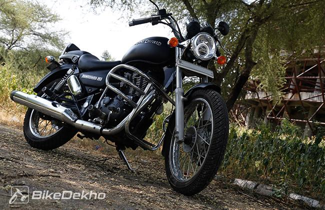 Royal Enfield Thunderbird 350 Review