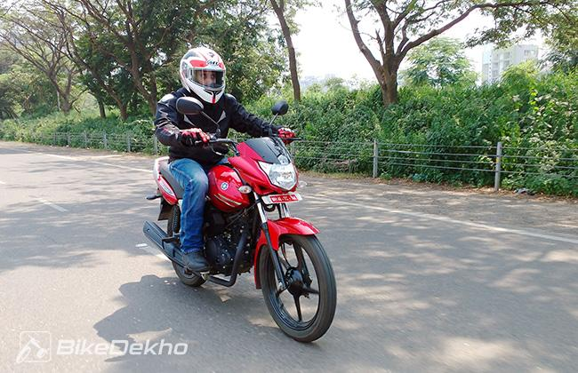 Yamaha Saluto road test review