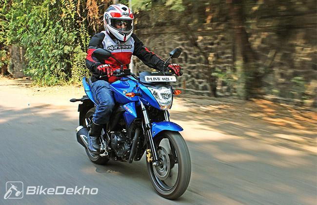 Suzuki Gixxer Road Test – A new benchmark