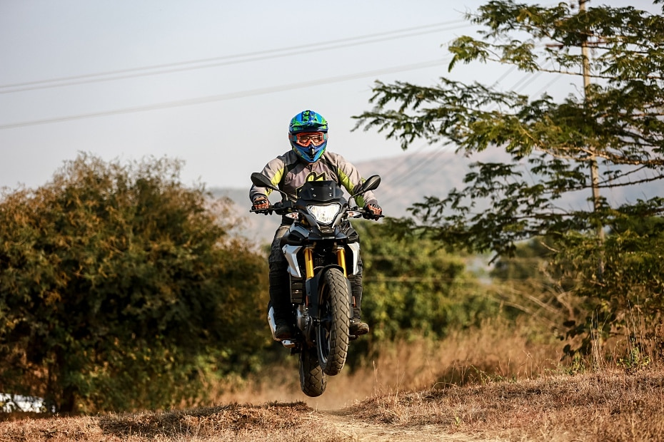 BMW G 310 GS: Road Test Review