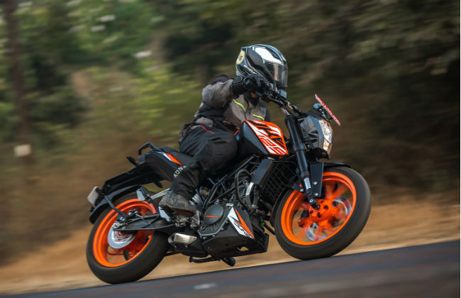 KTM 125 Duke: Road Test Review