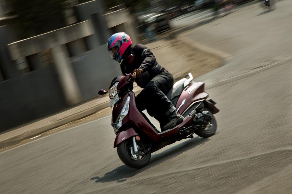 Hero Destini 125: Road Test Review