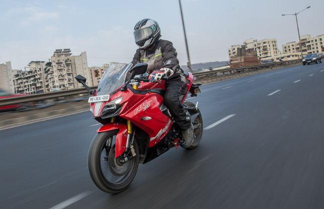 TVS Apache RR 310: Road Test Review