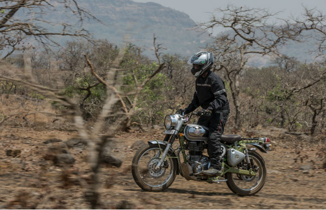Royal Enfield Bullet Trials 500: First Ride Review