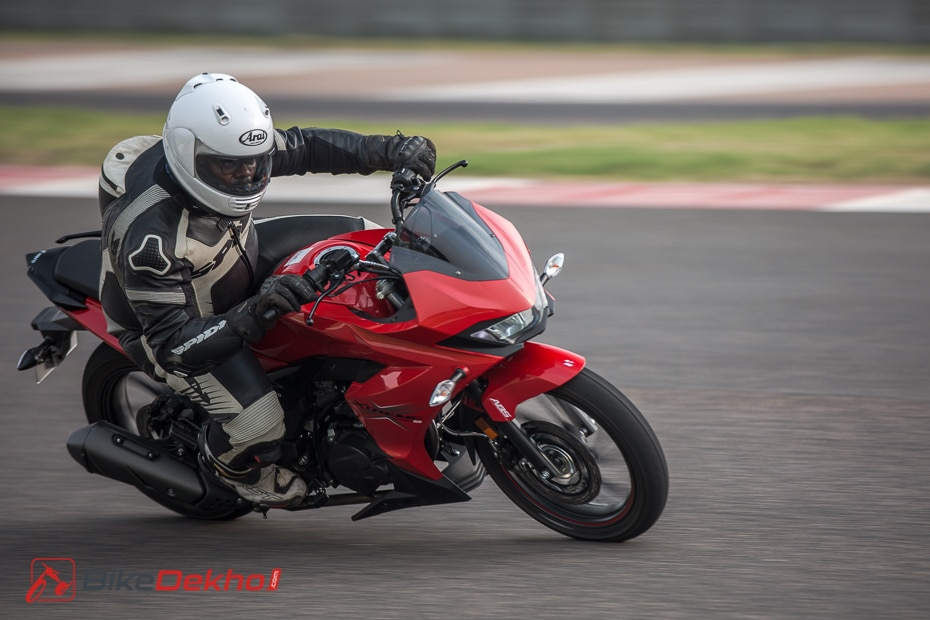 Hero Xtreme 200S: First Ride Review