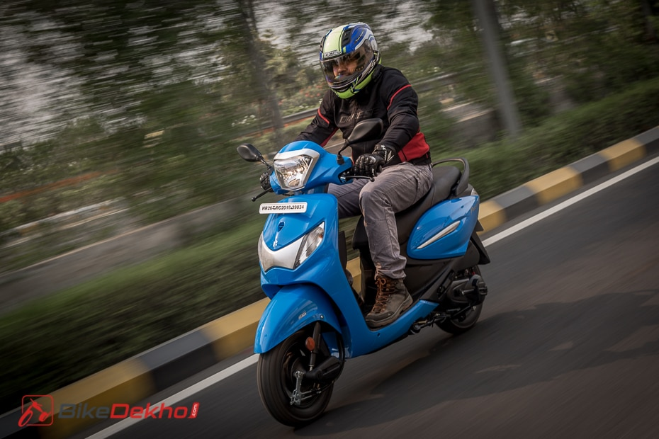 Hero Pleasure Plus 110: First Ride Review