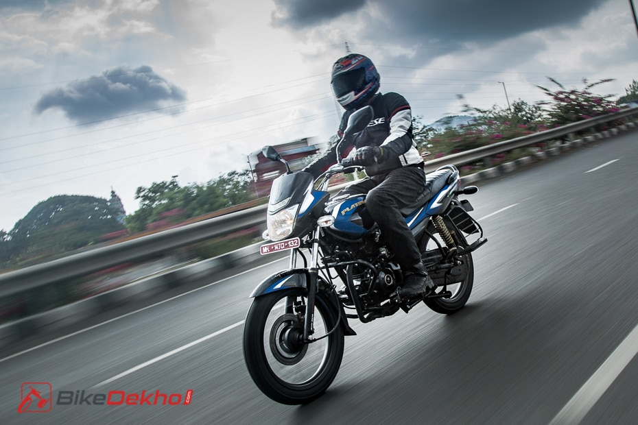 Bajaj Platina 110 H-Gear: Road Test Review