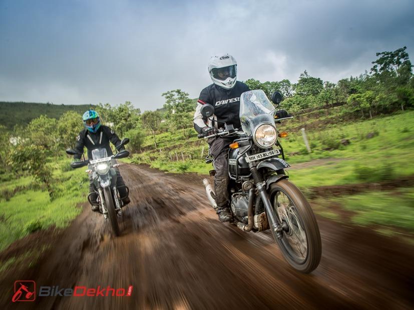 Hero XPulse 200 Fi vs Royal Enfield Himalayan: Comparison Review