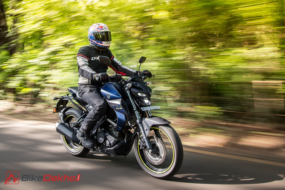 Yamaha MT-15: Road Test Review