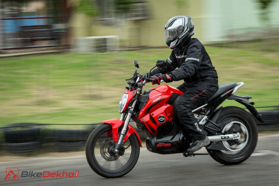 Revolt RV400 Electric Bike: First Ride Review