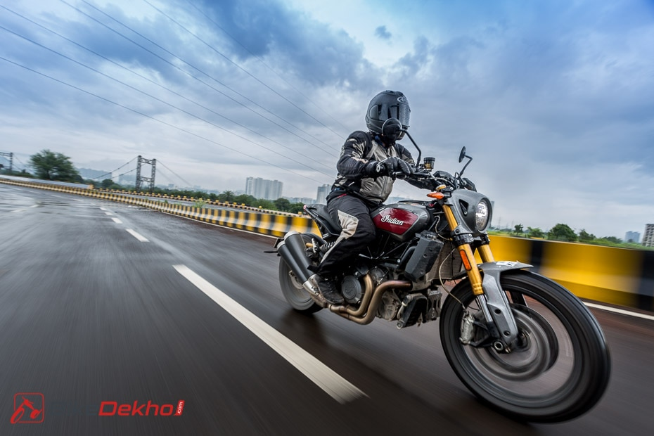 Indian FTR 1200 S Road Test Review