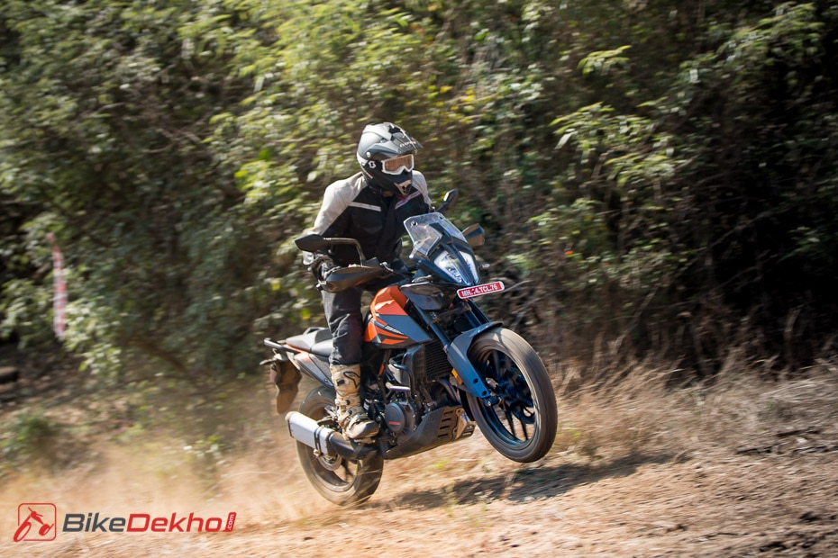 2020 KTM 390 Adventure: First Ride Review