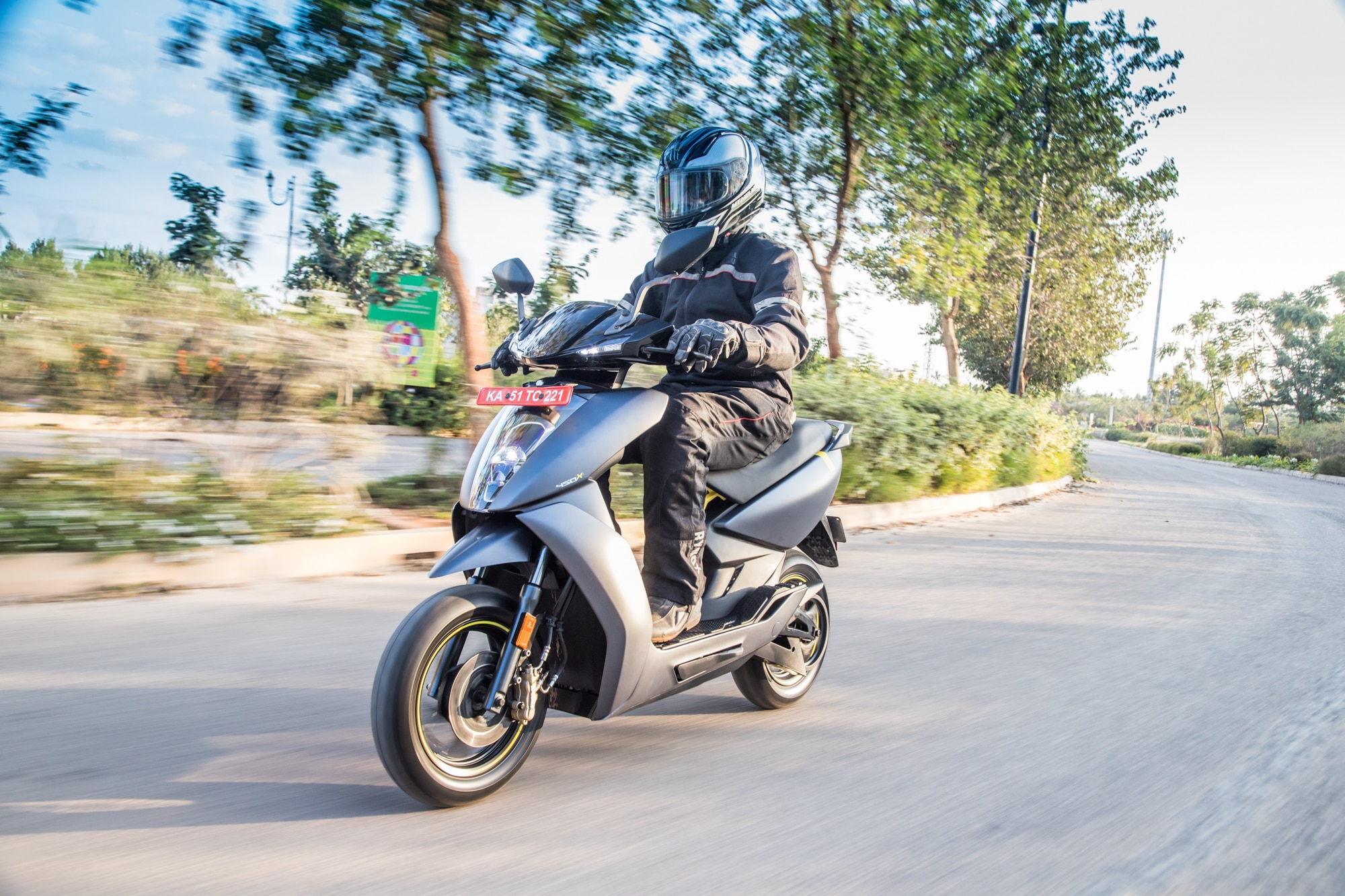 Ather 450X: First Ride Review