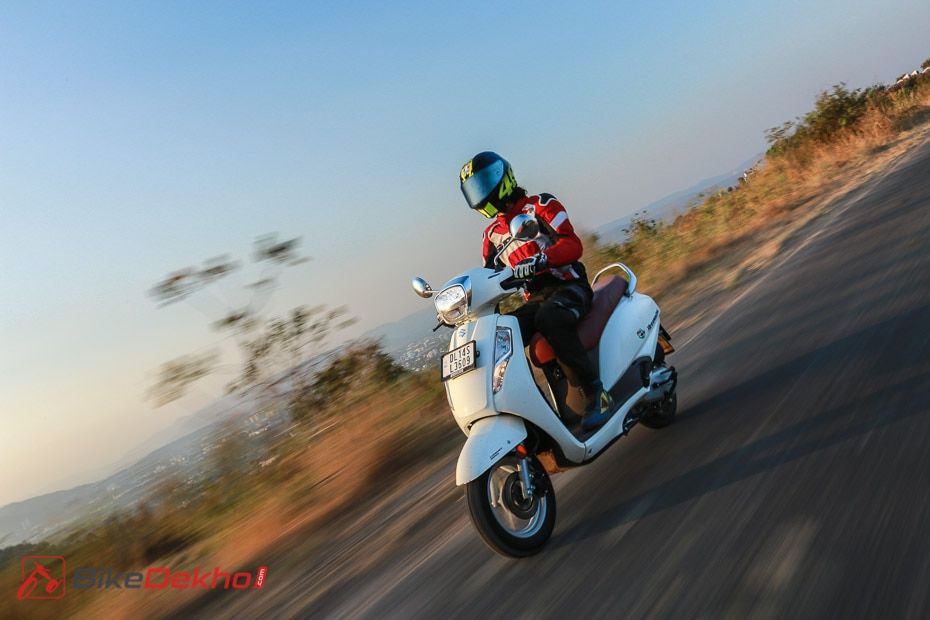 Suzuki Access 125 BS6: Road Test Review